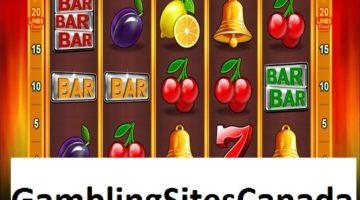 20 Hot Blast Slots Game