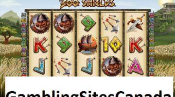 300 Shields Slots Game