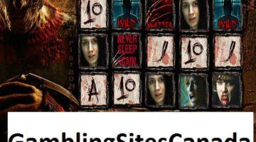 A Nightmare on Elm Street Slots Game