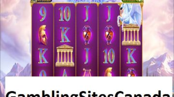 Age of the Gods Ruler of the Sky Slots Game