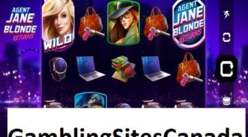 Agent Jane Blonde Returns Slots Game