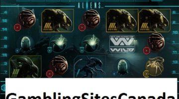 Aliens Slots Game