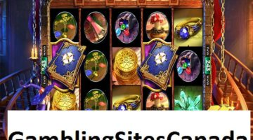 Alkemors Tower Slots Game