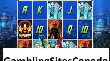 Aquaman Slots Game