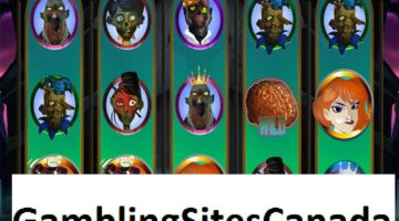 Attack of the Zombies Slots Game
