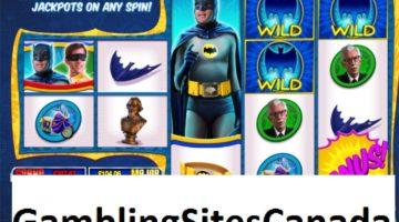 Batman and The Batgirl Bonanza Slots Game
