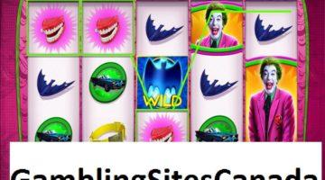 Batman and The Joker Jewels Slots Game