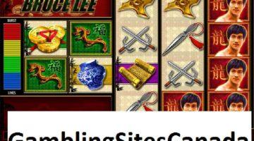Bruce Lee Slots Game