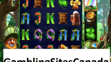 Charms and Clovers Slots Game