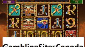 Cleopatra Plus Slots Game