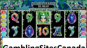 Enchanted Garden 2 Slots Game