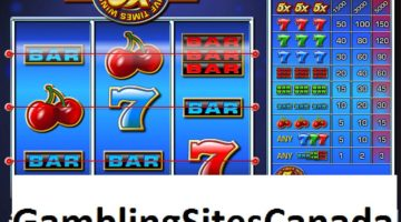 Five Times Wins Slots Game