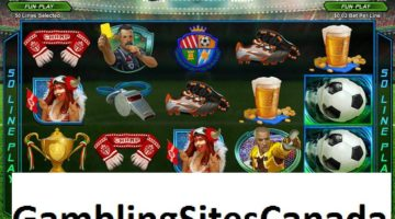 Football Frenzy Slots Game