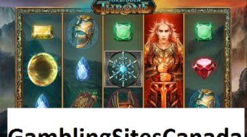 Forbidden Throne Slots Game