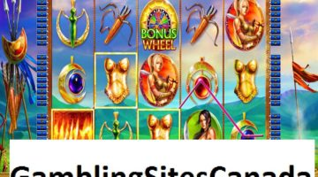 Fortunes of the Amazon Slots Game