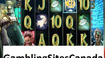 Frankenslots Monster Slots Game