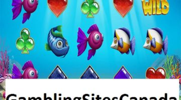 Golden Fish Tank Slots Game