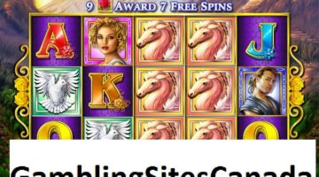 Golden Goddess Slots Game
