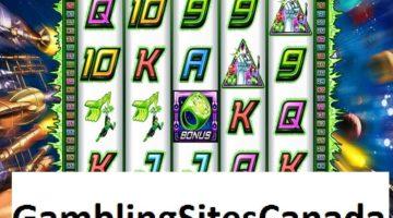Green Lantern Slots Game