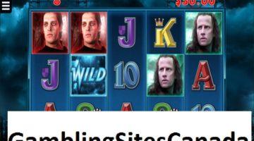 Highlander Slots Game