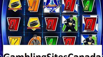 Hockey League Wild Match Slots Game