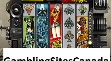 Hot Nudge Slots Game