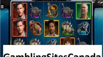 Jurassic World Slots Game