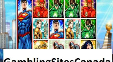 Justice League Slots Game