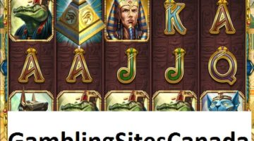 Legacy of Egypt Slots Game