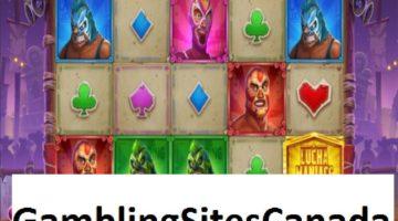 Lucha Maniacs Slots Game