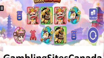 Lucky Little Gods Slots Game