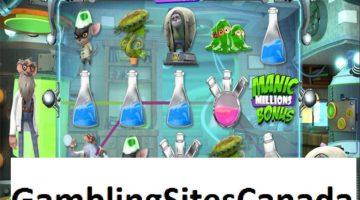 Manic Millions Slots Game