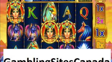 Queen of Gold Slots Game