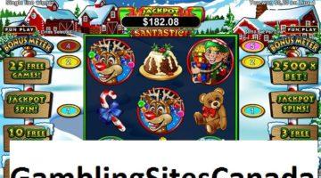 Santastic Slots Game