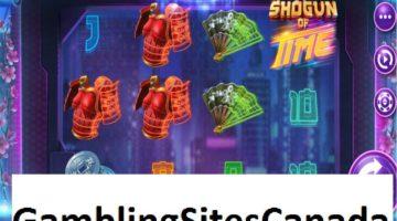 Shogun of Time Slots Game