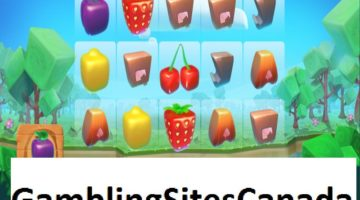 Strolling Staxx Cubic Fruits Slots Game