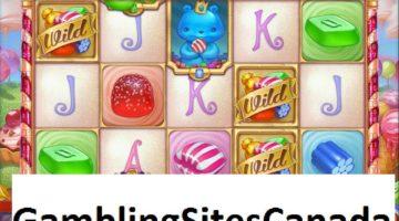 Sugar Trail Slots Game