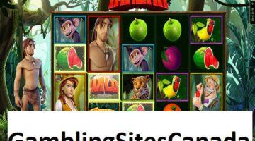 Tarzan Slots Game