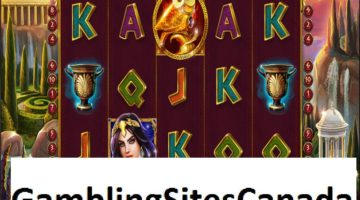 The Golden Owl of Athena Slots Game