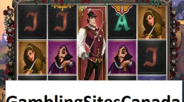 The Three Musketeers Slots Game