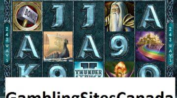 Thunderstruck II Slots Game