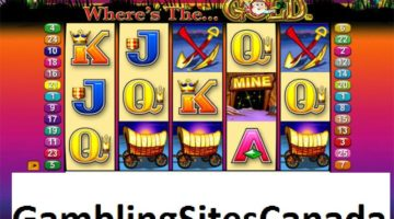 Where's the Gold Slots Game