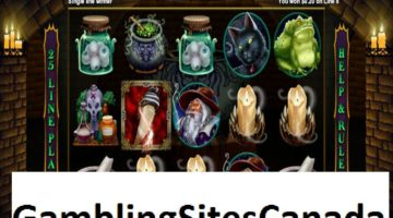 Witchs Brew Slots Game