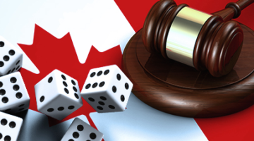 gambling Canada is legal